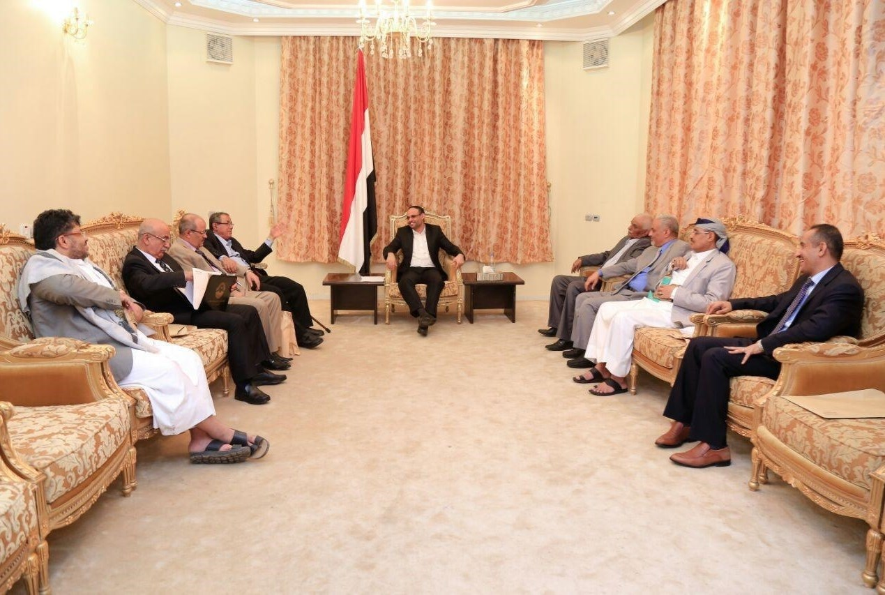 المجلس السياسي الأعلى في اليمن: رغم الحصار.. القضية الفلسطينية بوصلتنا الأولى