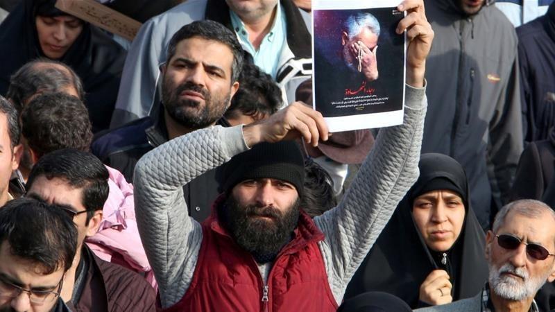 ترامب: سليماني قُتل بتوجيهات مني ولا نسعى لتغيير النظام في إيران
