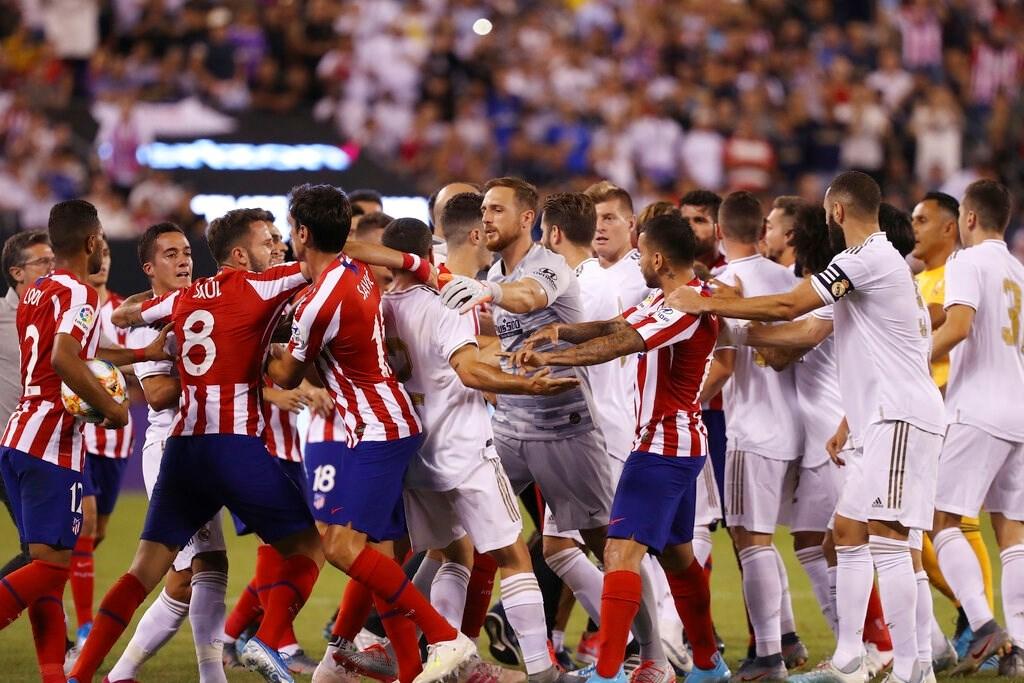 """""""ديربي"""" مدريد .. ما بين صحوة الريال وانكسار أتلتيكو"""