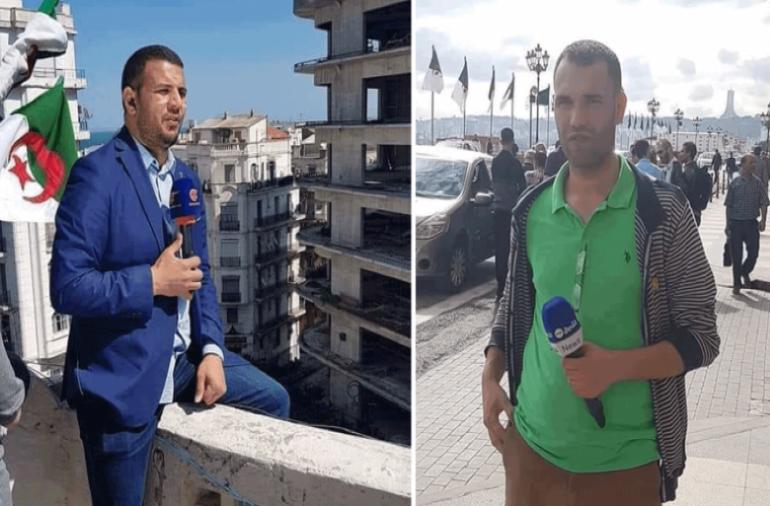 """الصحافيان """"سفيان مراكشي"""" و """"بلقاسم جير"""" يدخلان في إضراب عن الطعام"""