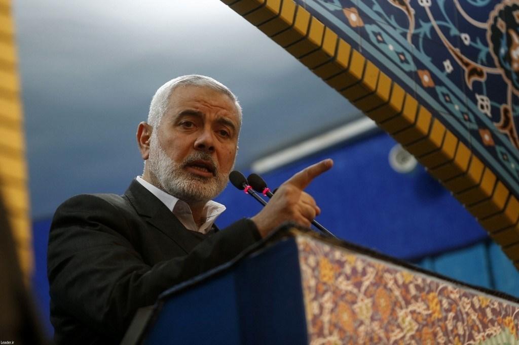 هنية يدعو رؤساء الدول العربية إلى الرفض القاطع لصفقة القرن