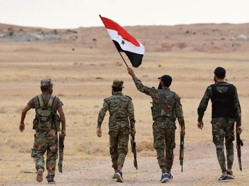 الجيش السوري يطهر المزيد من البلدات في ريفي حلب وإدلب