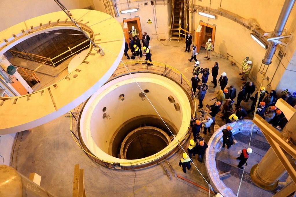 الخزانة الأميركية تفرض عقوبات جديدة على وكالة الطاقة الذرية الإيرانية ورئيسها