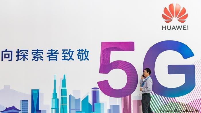 """الإتحاد الأوروبي يسمح لشركة """"Huawei"""" ببناء شبكة 5G"""