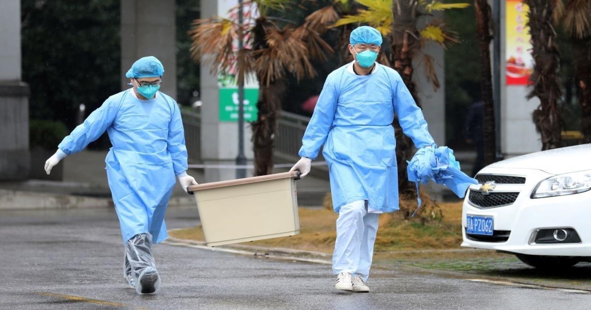 ارتفاع حصيلة ضحايا فايروس كورونا.. وترامب يناقش مع نظيرِه الصينِي سبل معالجة الأزمة