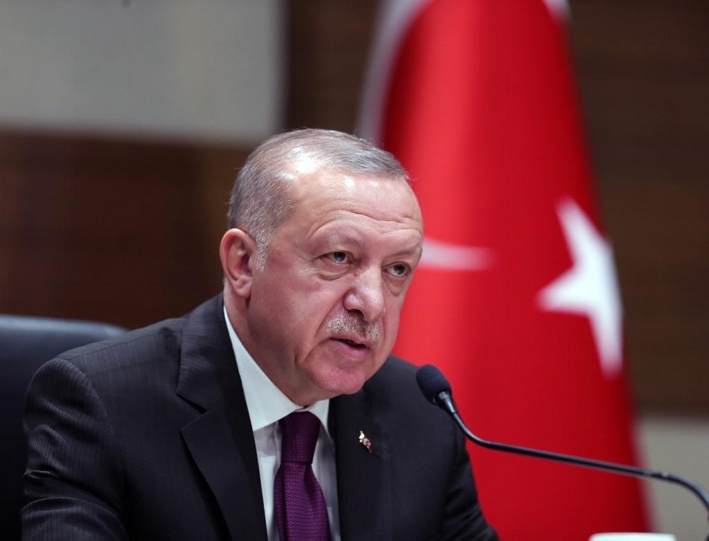 """إردوغان: """"صفقة القرن"""" مشروع احتلال والقدس ليست للبيع"""