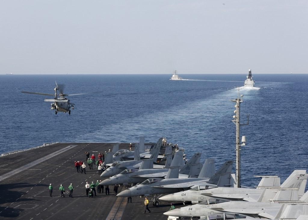 فرنسا تبدأ مهمة بحرية أوروبية في مضيق هرمز لضمان حرية الملاحة في الخليج