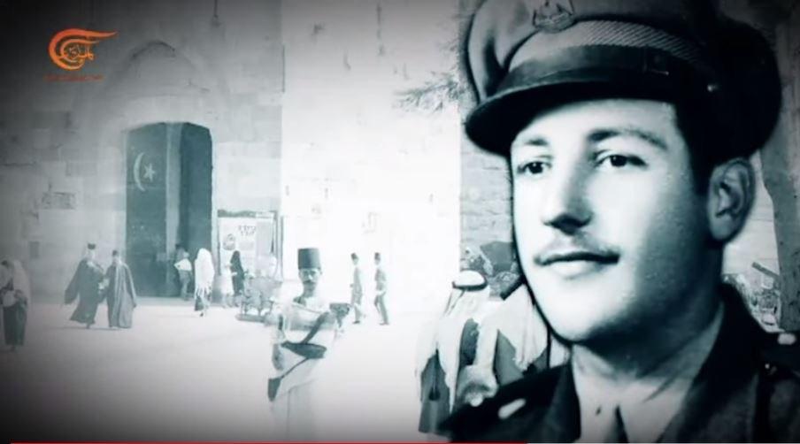 """سلسلة """"أحمد جبريل"""" الوثائقية.. على شاشة الميادين ابتداء من غد الأحد"""