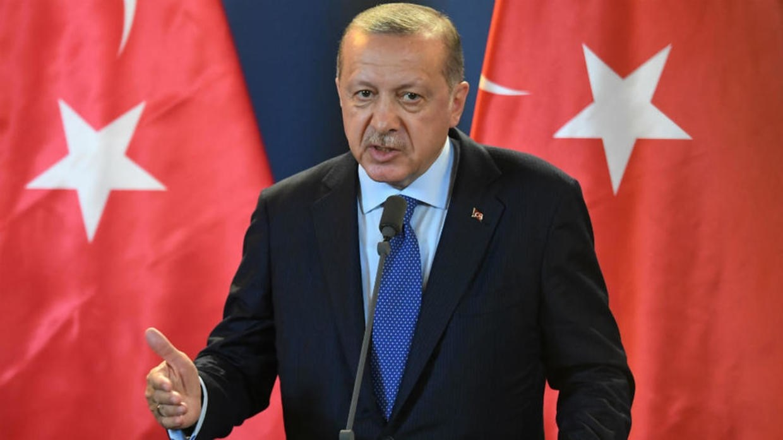 إردوغان: الأيادي العربية الخائنة التي صفّقت لخطة ترامب ستحاسب