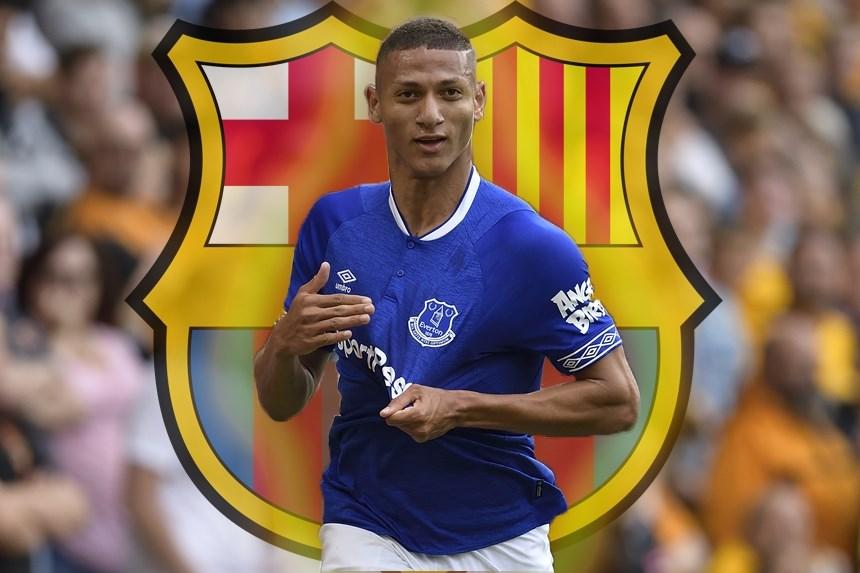 ريتشارلسون لن يذهب إلى برشلونة!