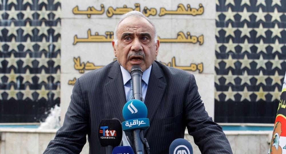 عبد المهدي: المسؤولون يعملون على تنفيذ قرار طرد القوات الأجنبية