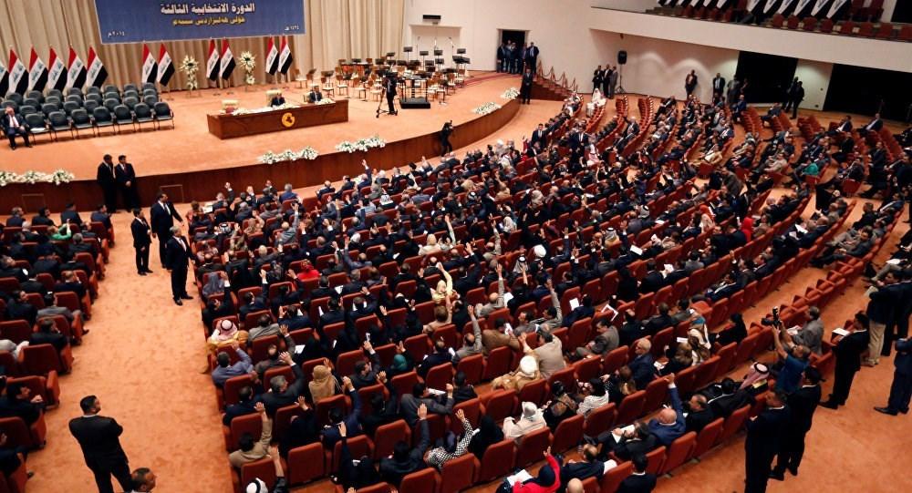 البرلمان العراقي يدعو إلى إنهاء وجود أي قوات أجنبية على أراضيه