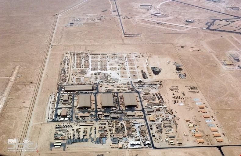 الكويت تنفي انسحاب القوات الأميركية من قاعدة عريفجان