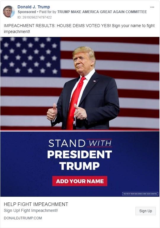 """مع اقتراب الاستحقاق الرئاسي في 2020: دور """"فيسبوك"""" في إيصال ترامب إلى سدّة الرئاسة"""