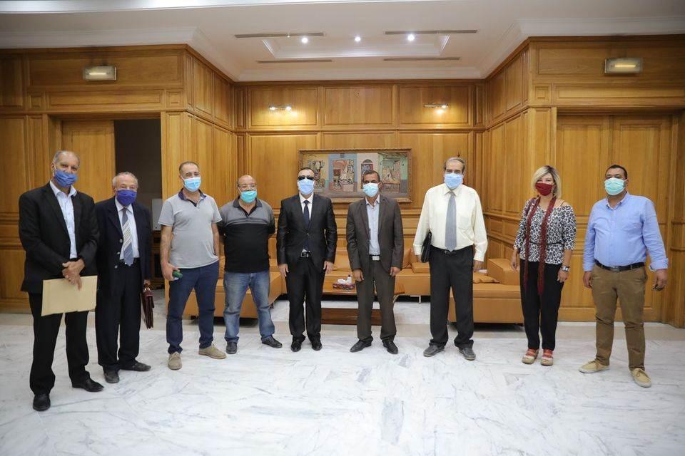 زيدي: لا يمكن الغاء الدورة الثالثة من معرض تونس للكتاب