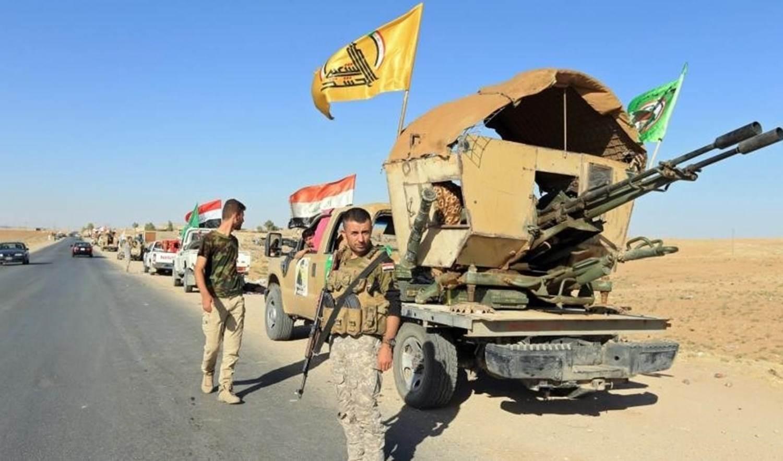 الحشد الشعبي يحبط هجوماً لداعش في محافظة صلاحِ الدين