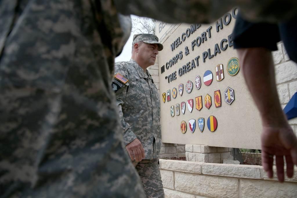 قوات أميركية في العراق (أ ف ب).