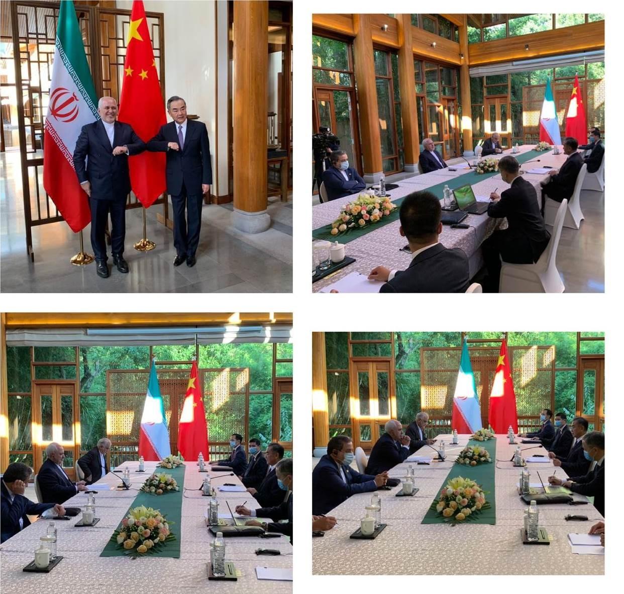 بكين تقترح منصة حوار لتهدئة التوتر في الشرق الأوسط وطهران ترحب