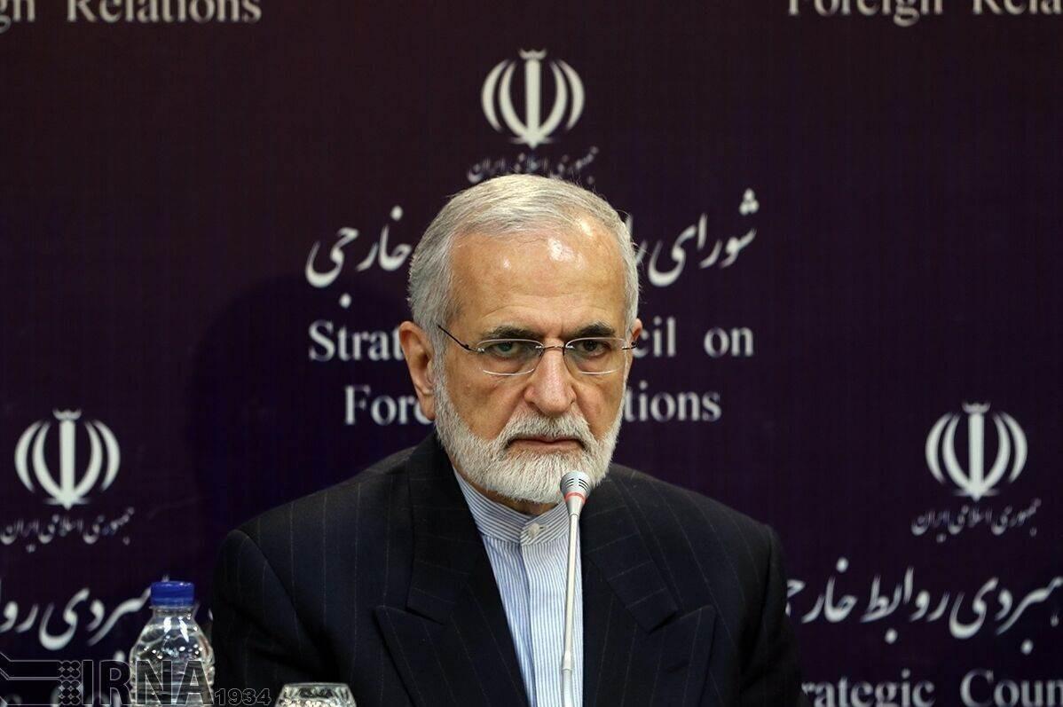 خرازي: إساءات ترامب للشعب الإيراني لفشله بتقويض النظام