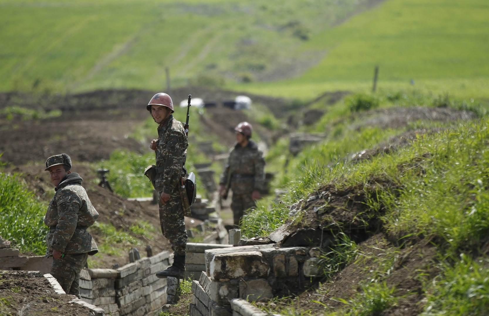 الدفاع الأرمينية: أذربيجان تواصل قصف عاصمة اقليم ناغورونو كاراباخ