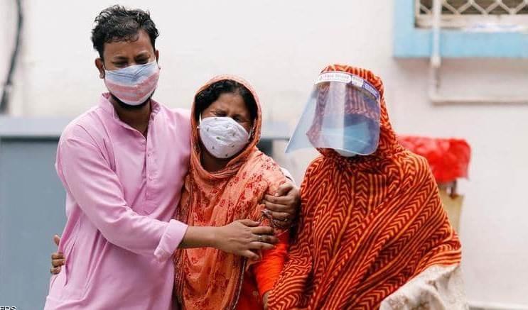 الهند: عدد الإصابات بكورونا يتجاوز 7 ملايين