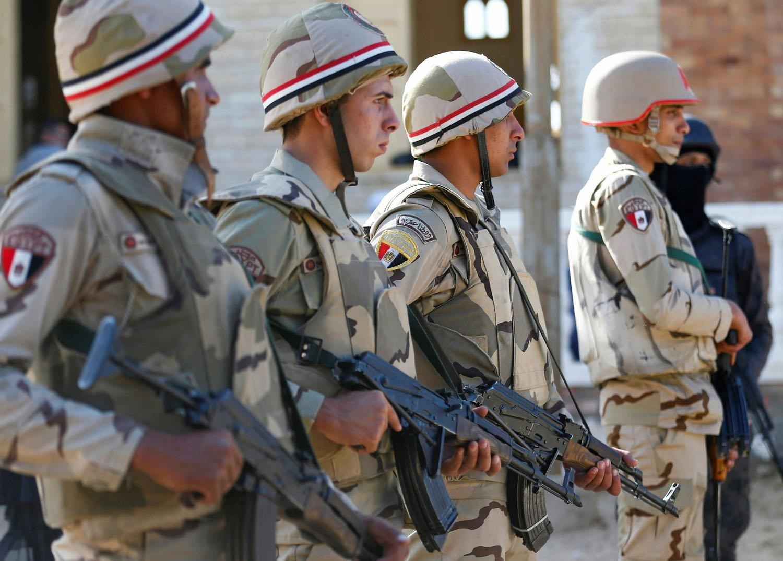 الداخلية المصرية: قواتنا قتلت إرهابيين في سيناء