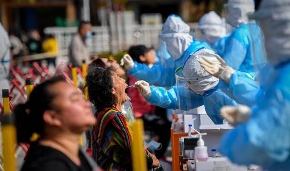 سيتم اختبار جميع سكان مدينة تشينغداو الصينية.