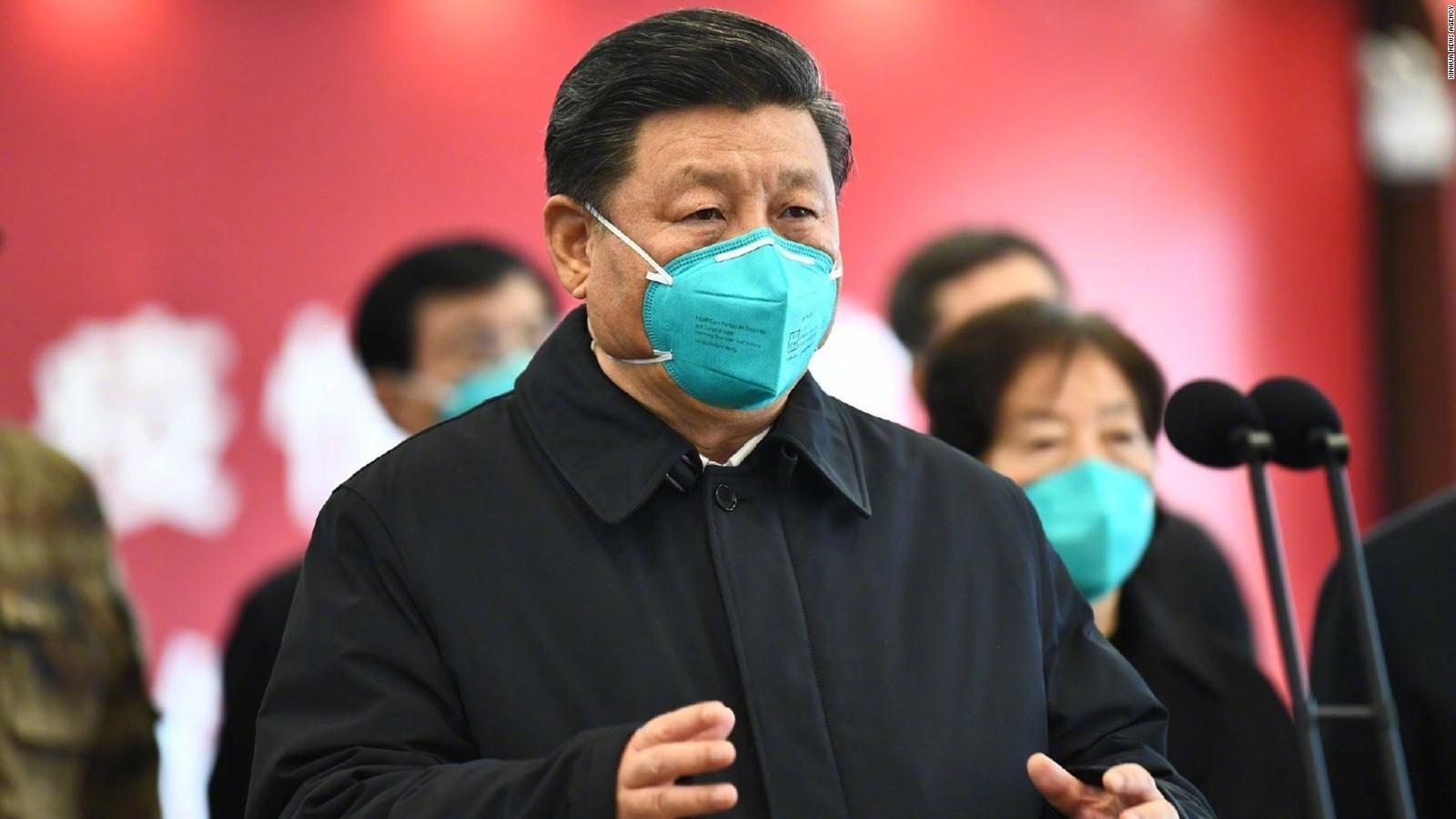 الرئيس الصيني يدعو مشاة البحرية