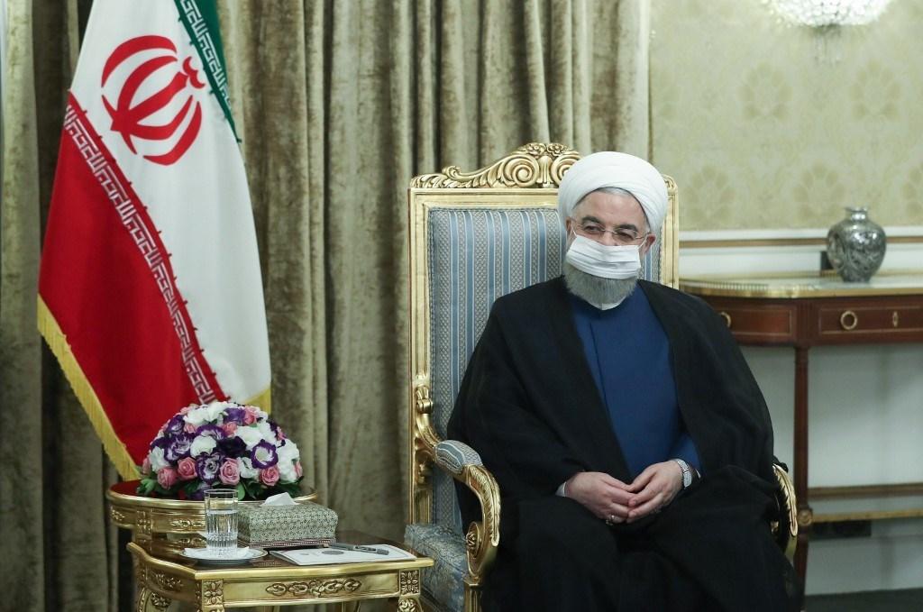 روحاني: انتهاء مفعول الحظر التسليحي سيحصل بفضل المساعي التي بذلها الشعب الإيراني
