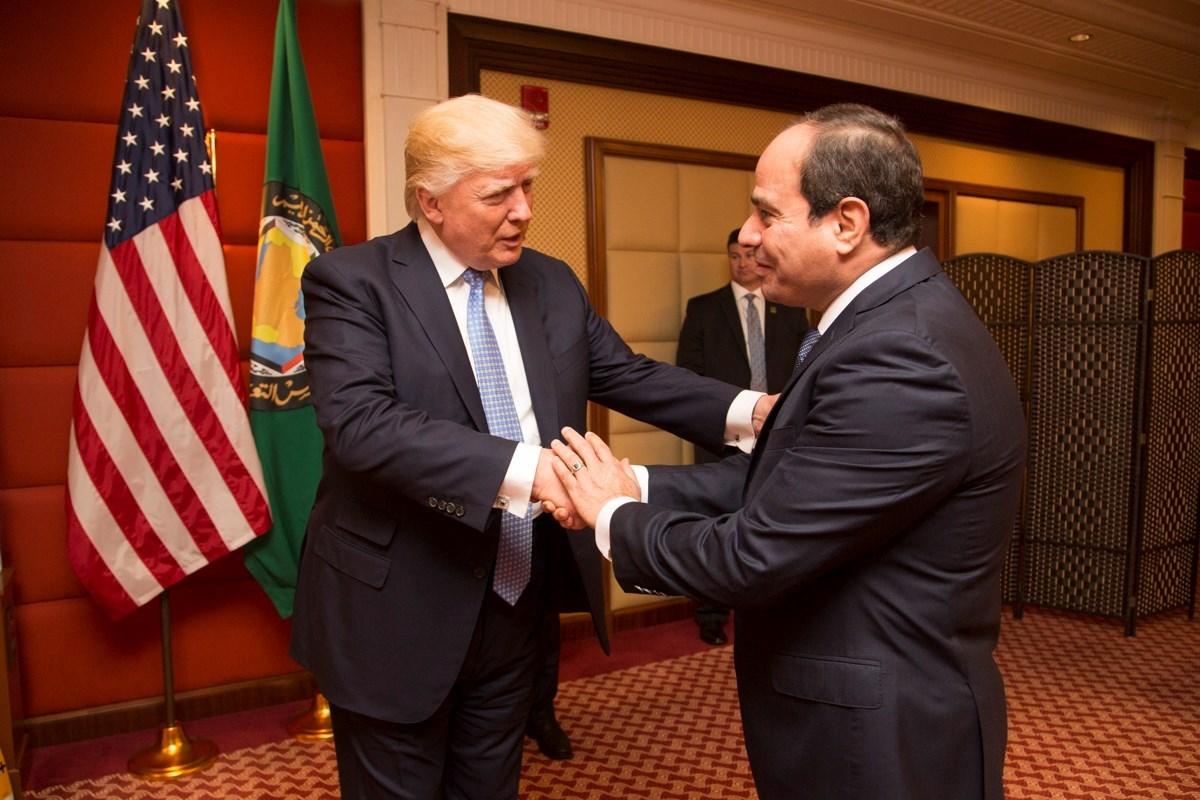 تحقيق فيدرالي يتحدث عن تورط بنك مصري في تمويل حملة ترامب