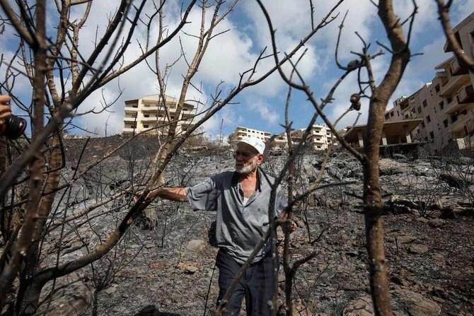 منحة حكومية بأكثر من مليار ونصف للمتضررين من حرائق سوريا