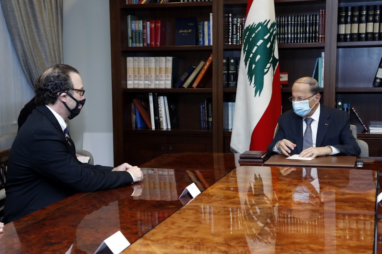 الرئاسة اللبنانية للميادين: لا صحّة للحديث عن