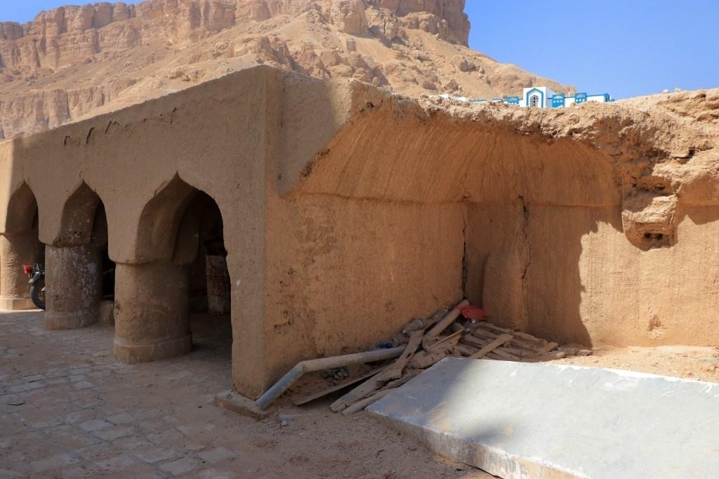 قصر سيئون في اليمن