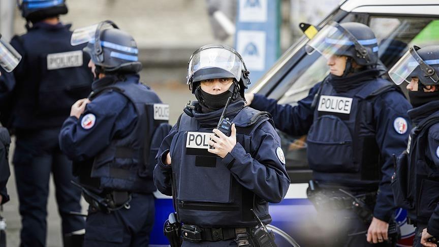 عناصر من الشرطة الفرنسية (صورة أرشيفية).