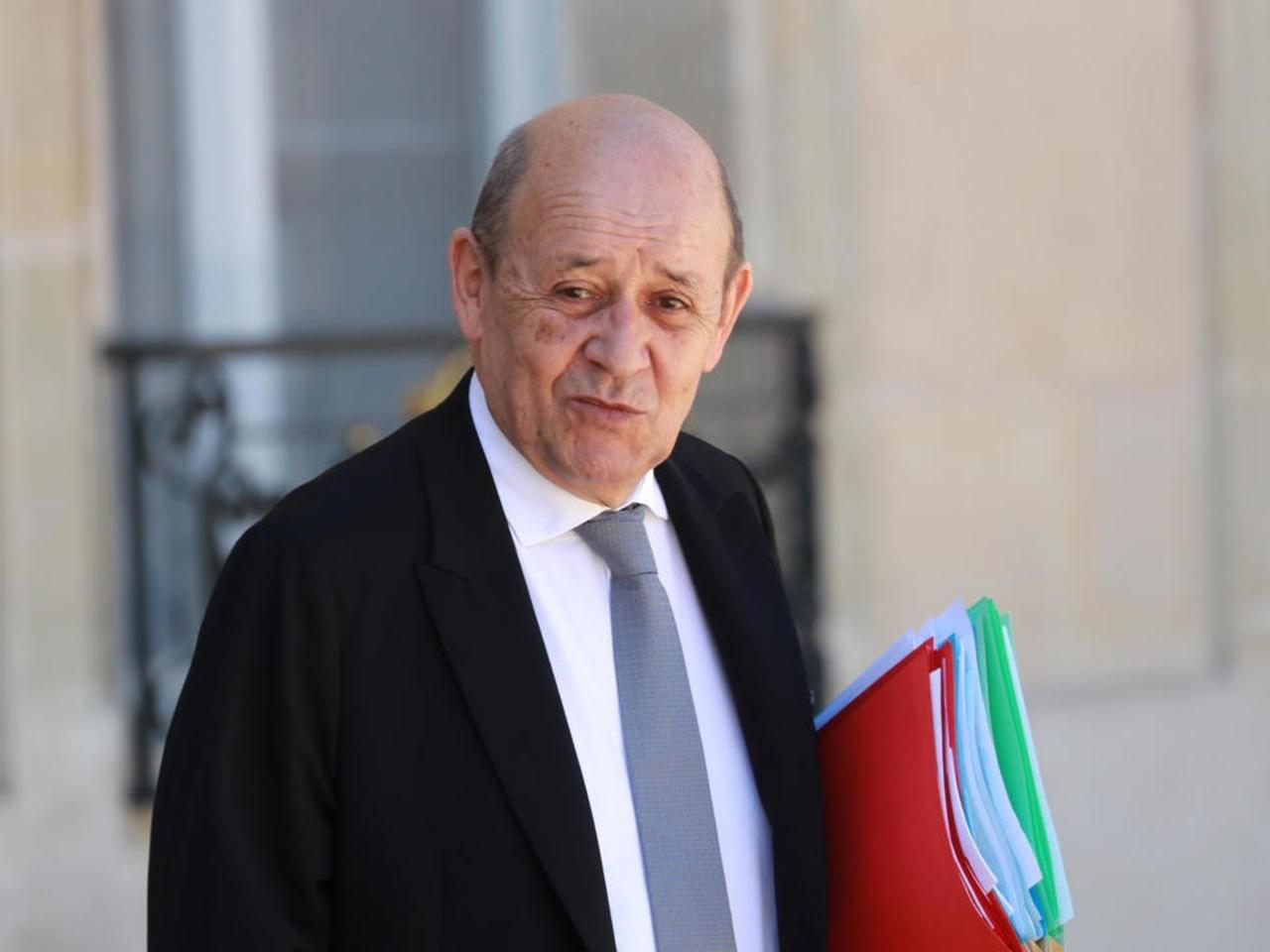 لودريان يدعو دول جوار ليبيا إلى مشاركة دبلوماسية أوسع