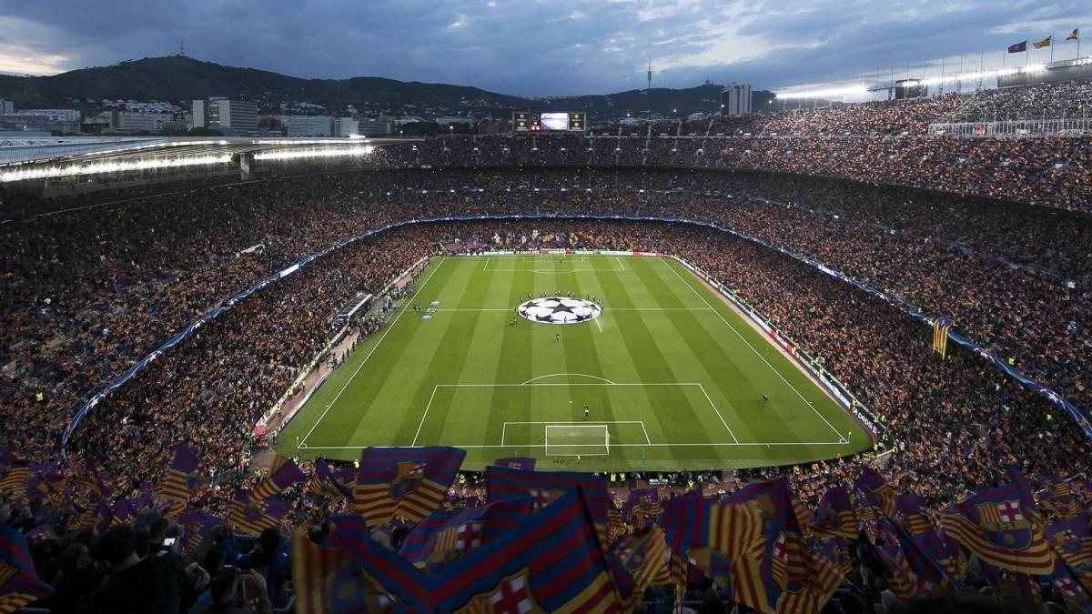 سيلعب برشلونة أمام فيرنسفاروش المجري