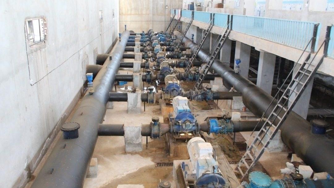 الجماعات الإرهابية تقطع مياه الشرب مجدداً عن مدينة الحسكة السورية