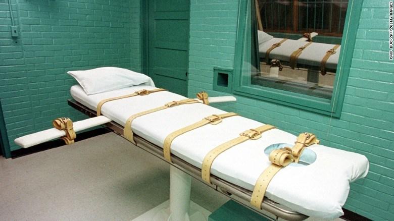 بحسب مركز معلومات عقوبات الإعدام أعدمت آخر امرأة في غرفة غاز بولاية ميزوري عام 1953
