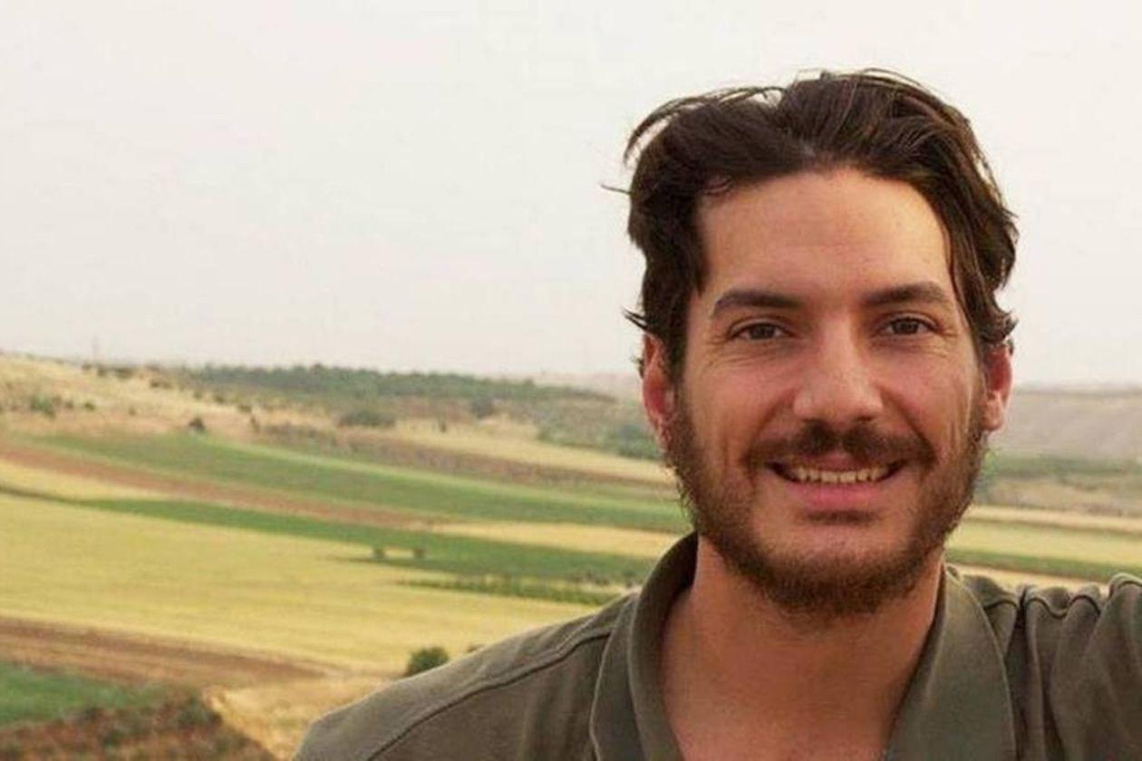 الصحفي الأميركي أوستن تايس الذي اختفى في سوريا  منذ عام 2012.