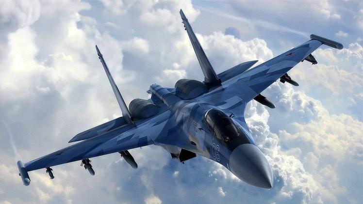إعلام إسرائيلي: طائرة سو-27 الروسية اقتربت من الطائرة الإسرائيلية في مواجهة غير آمنة
