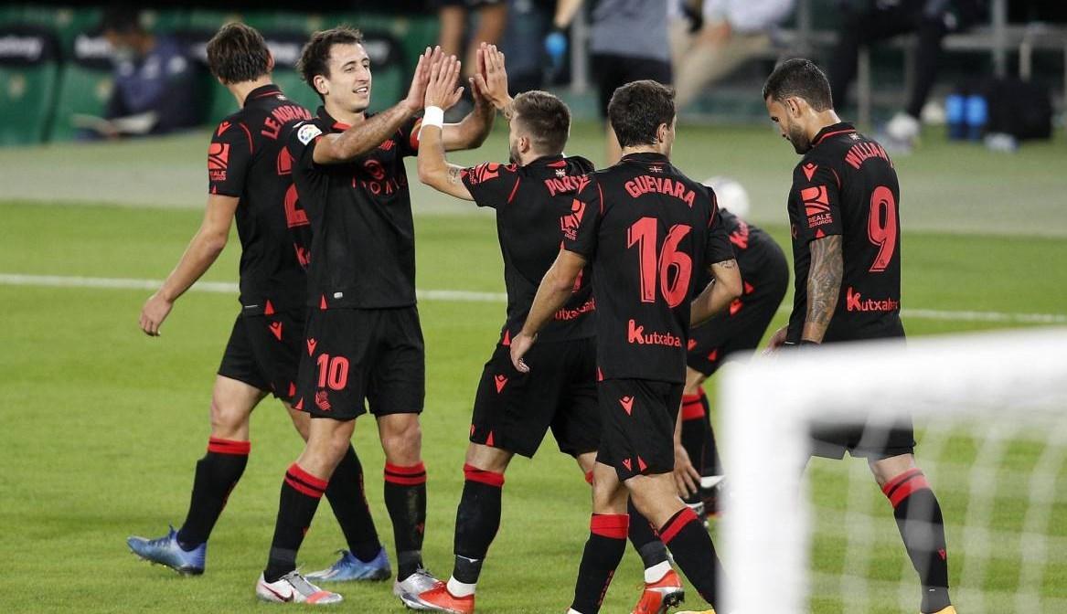 تصدّر ريال سوسييداد بفارق الأهداف عن فياريال