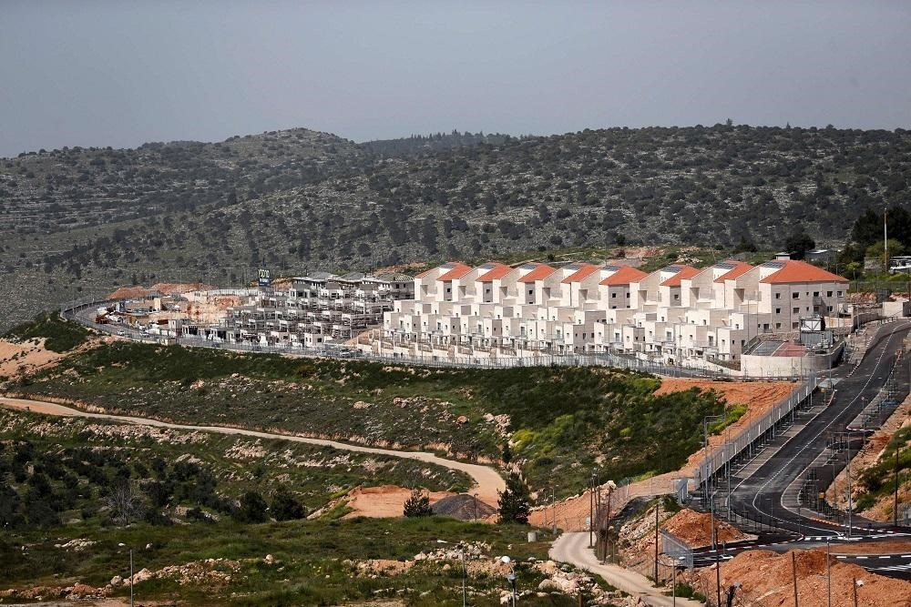 المستوطنات في الضفة الغربية