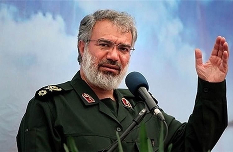 العميد فدوي: أجبرنا الأميركيين على التحدث باللغة الفارسية