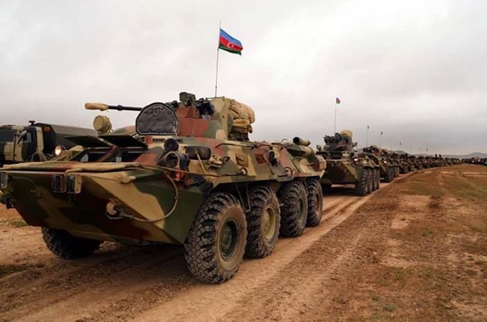 وزارة الدفاع الاذربيجانية: اشتباكات عنيفة مع القوات الأرمينية صباح اليوم في ناغورنو كاراباخ