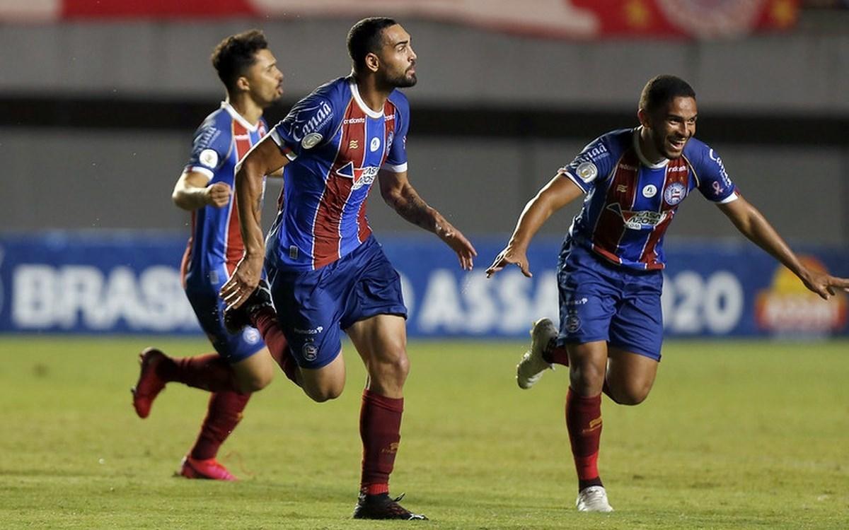 خسر أتلتيكو مينيرو أمام باهيا 1-3