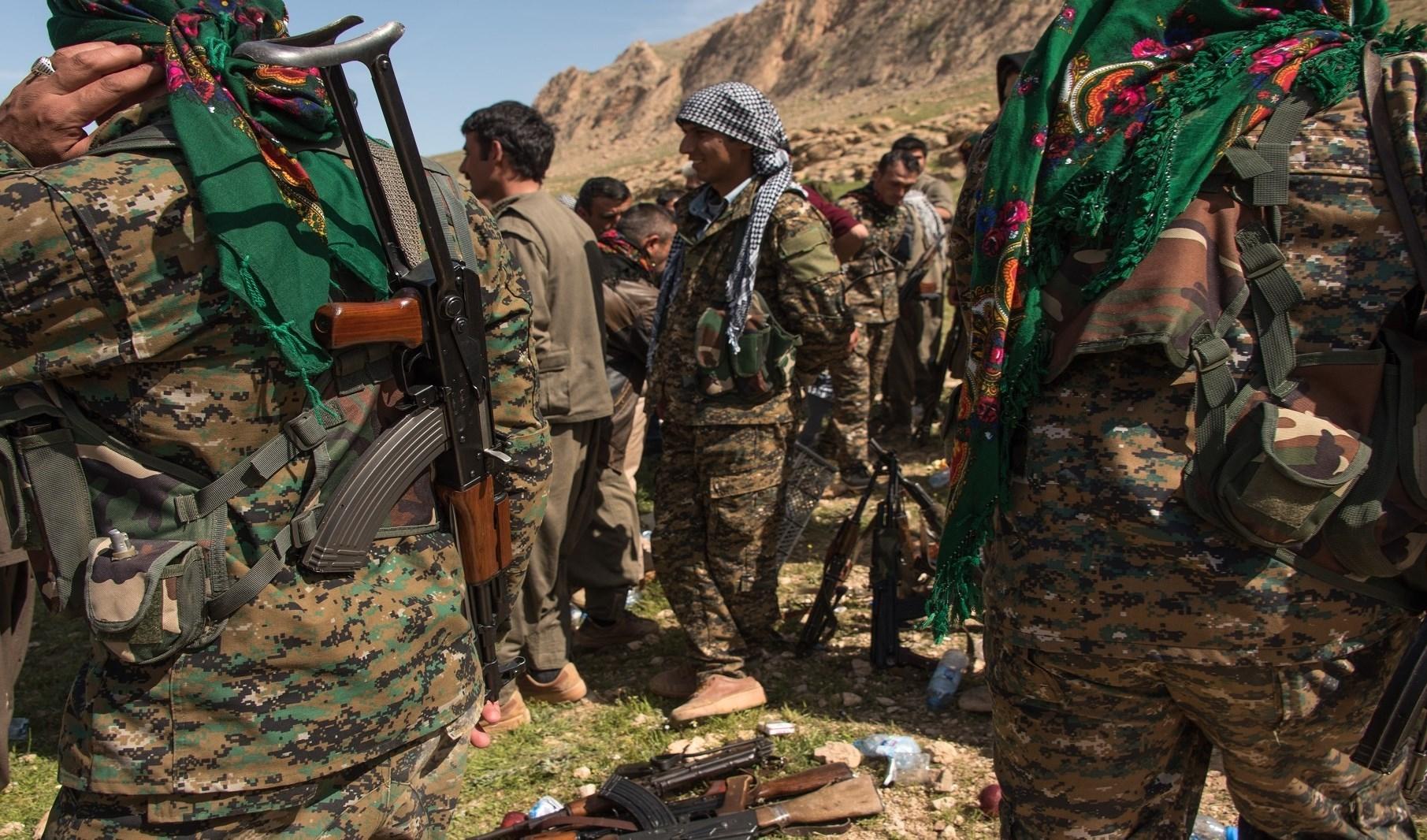 تركيا: قتل مسؤول الاستخبارات في حزب العمال الكردستاني