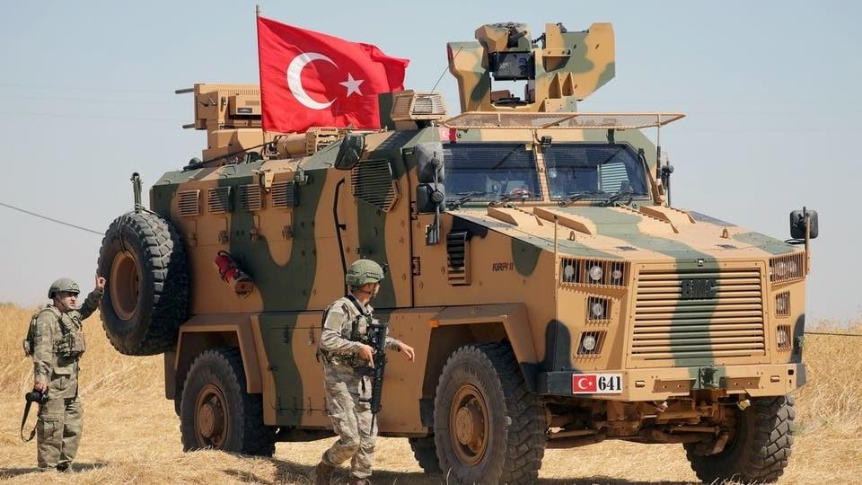 القوات التركية تنسحب من نقطة مراقبة في مورك