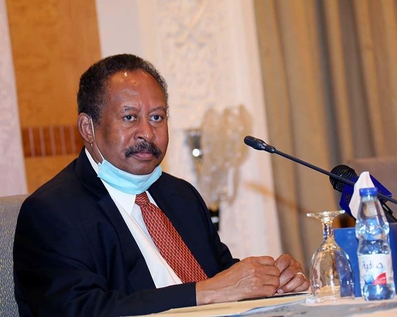 حمدوك: رفع اسم السودان من