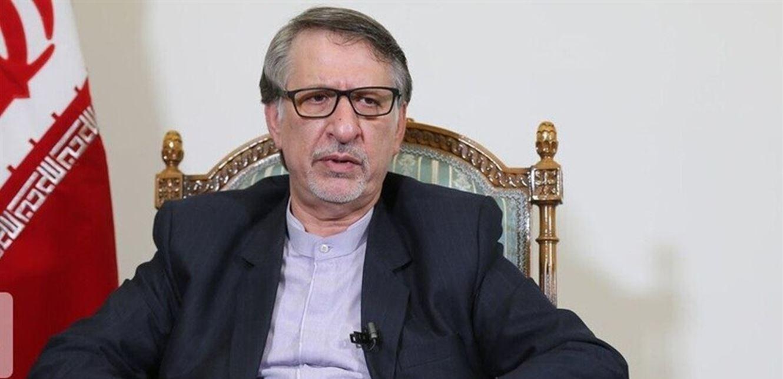 بهاروند: الجولة الثانية من المفاوضات بين طهران وكييف حول الطائرة