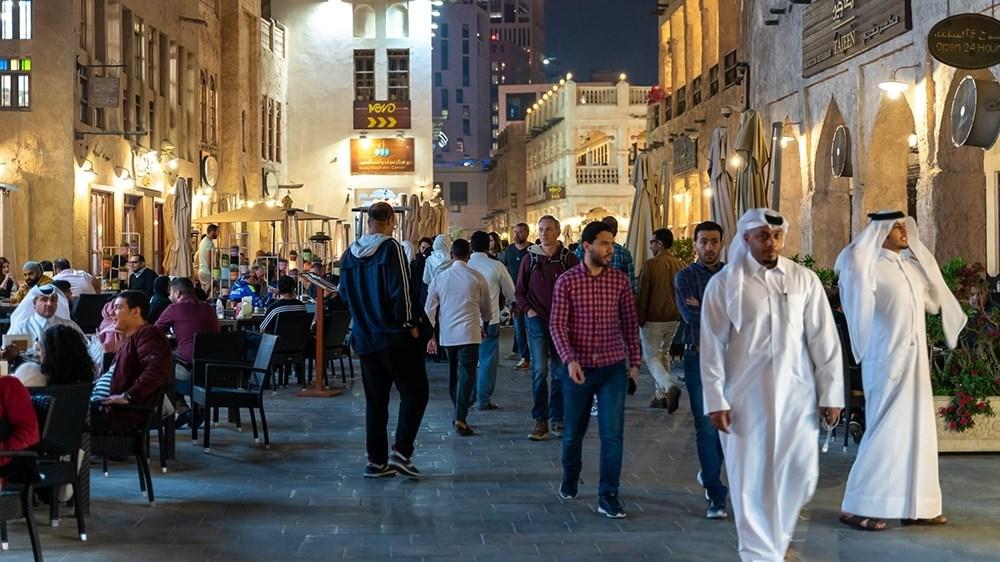 هل تكون قطر من بين الدول التي توقع إتفاق سلام مع